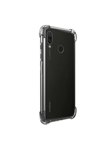 Microsonic Shock Absorbing Kılıf Huawei P Smart 2019  Renksiz
